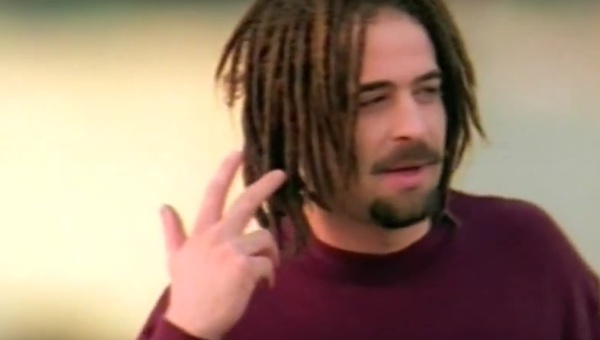 <p>Counting Crows</p><p>'Round Here'</p><p>Directed by Mark Neale</p>