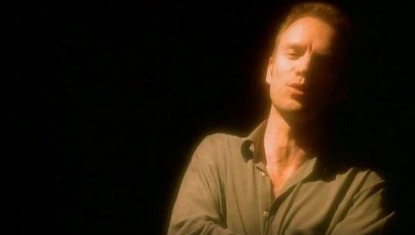 <p>Sting</p><p>'Fields of Gold'</p><p>Directed by Kevin Godley</p>