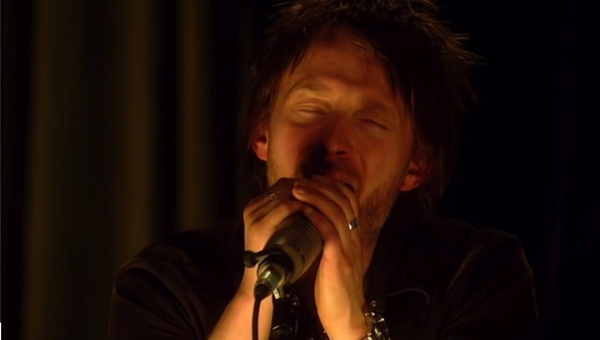 <p>Radiohead</p><p>'From the Basement'</p><p>Directed by David Barnard</p>  <p>Edited by Jerry Chater</p>